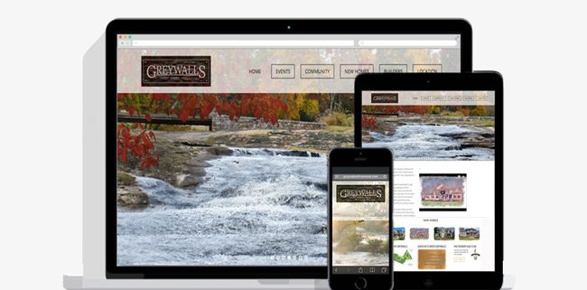 Greywalls website