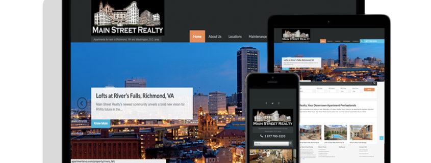 Richmond VA Web design