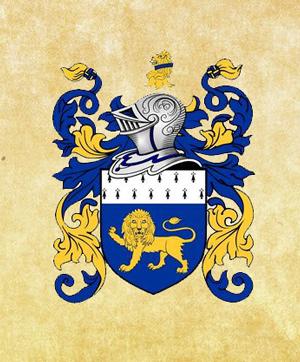 Kent Family crest